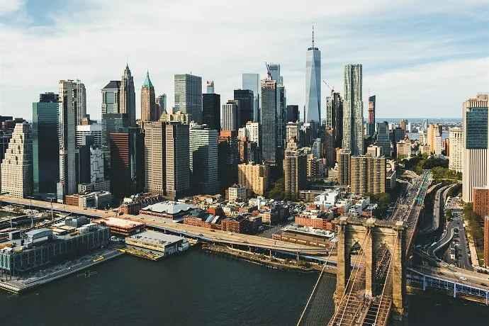 Tour Manhattan