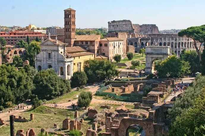 Tour privado Coliseo español